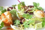 france pays de la loire walnut grove recipe scallops